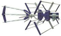 TT 345 – antena kierunkowa VHF/UHF/ DVB-T / DAB