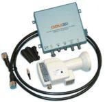ODU32 – nadajnik optyczny z konwerterem LNBF