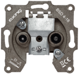 BSD 4-18  (przelotowe 18dB)