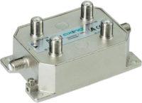 Multitap AXING BAB 4-01 (przelotowy)