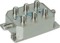 Multitap AXING BAB 6-01 (przelotowy)