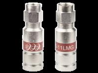 Złącze F kompresyjne PCT-TRS-11LMG ( RG11 )
