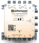 MULTISWITCH UNICABLE II 5/4 , 9754APL JOHANSSON